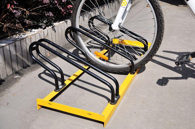 title='自行车停车架'